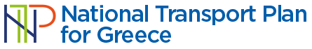 National Transport Plan for Greece Sticky Logo Retina